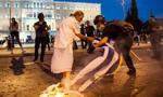 Grecja: Starcia przeciwników reform z policją w Atenach