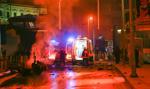 Turcja: wielu policjantów rannych po wybuchu niedaleko stadionu w Stambule