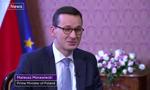 Morawiecki: May może na nas liczyć ws. brexitu