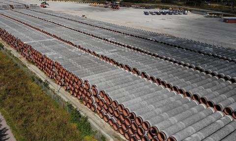 Gazprom i inne spółki odwołują się od kary UOKiK ws. Nord Stream 2