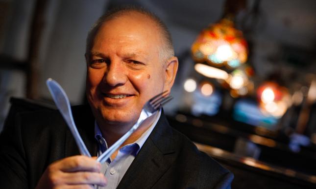 Sylwester Cacek, prezes i główny udziałowiec Sfinksa