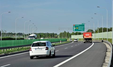 Adamczyk: Trasa S7 od Czosnowa do Gdańska będzie gotowa w 2025 roku