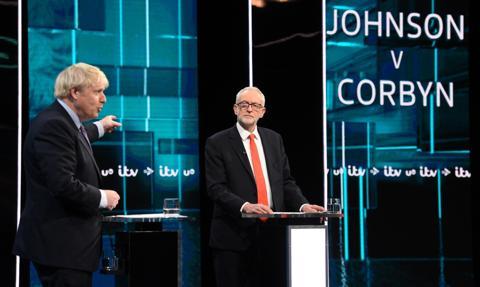 Starcie wyborcze w Wielkiej Brytanii