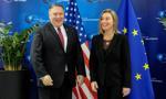 Źródło: Mogherini i Pompeo rozmawiali o nowych sankcjach na Rosję