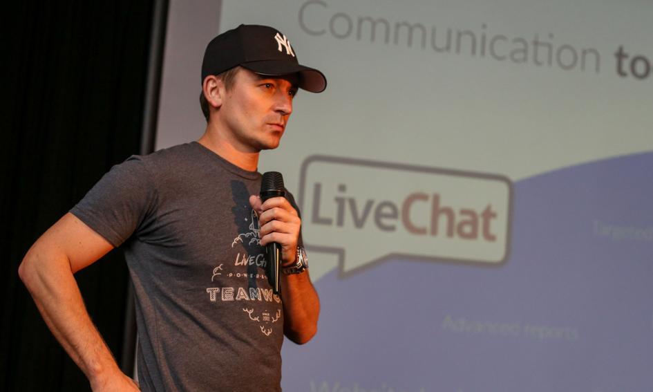 Zysk netto Livechat Software w III kw. 2020/2021 wzrósł do 26,2 mln zł