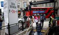 PKB Wielkiej Brytanii w dół o ponad 20 procent
