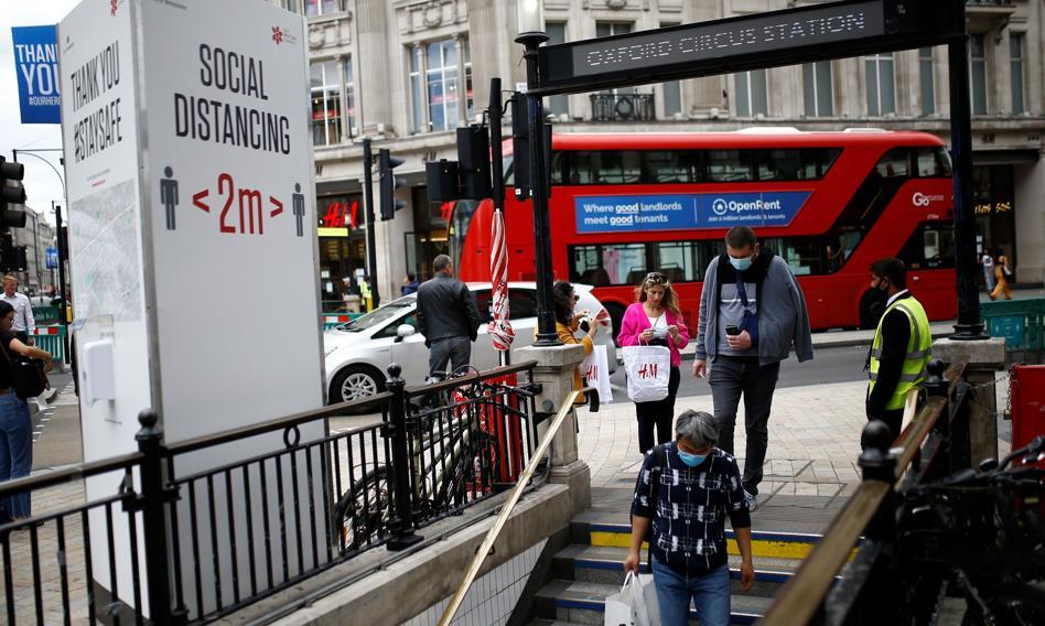 Zniesienie restrykcji w Anglii opóźnione o cztery tygodnie