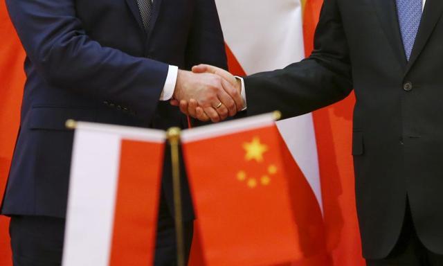 Eksport z Polski do Chin najwyższy w historii
