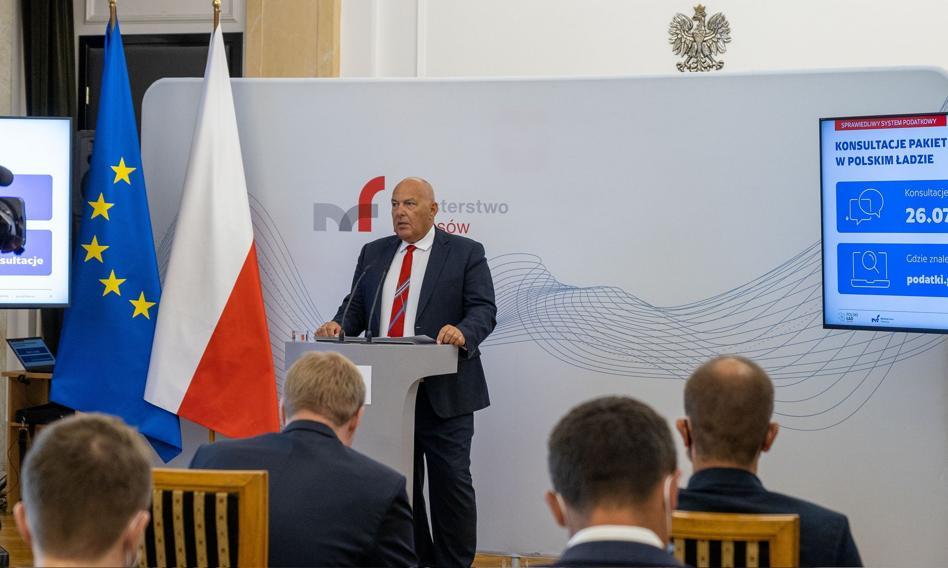 """""""Polski ład"""" w podatkach. Jest projekt ustawy"""