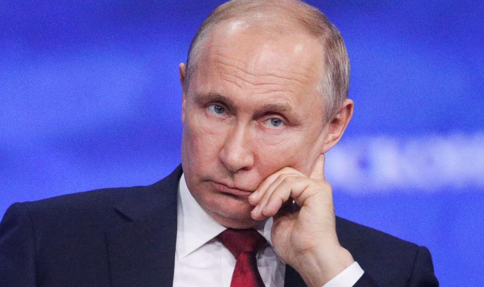 Putin zatwierdził nową strategię bezpieczeństwa narodowego. Zachód źródłem zagrożeń
