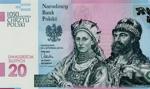 Polska 20-złotówka najlepszym banknotem na świecie