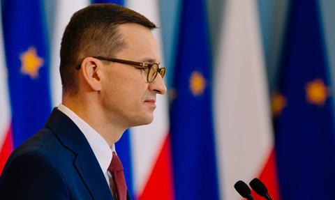 Premier: Deficyt budżetu państwa w całym '20 wyniósł ok. 84 mld zł