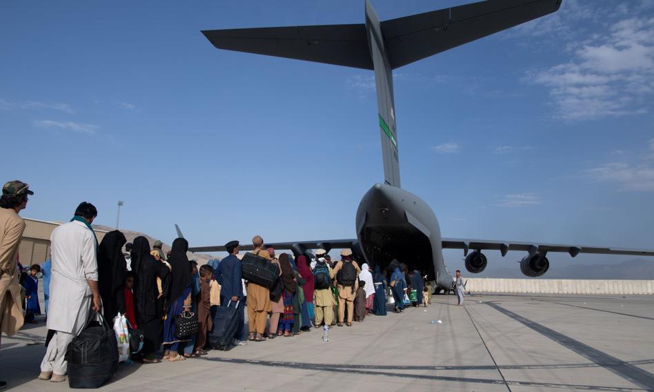 Talibowie ostrzegają, że presja Zachodu może wywołać falę ekonomicznej migracji