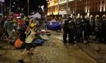 Starcia policji i protestujących w Bułgarii. Użyto gazu