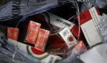Funkcjonariusze KAS ujawnili przemyt 25 tys. paczek papierosów w ciężarówce