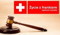 Frankowe batalie w sądach - banki nie chcą dzielić się informacjami