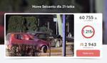 Kierowca seicento odda 150 tys. zł na cele charytatywne