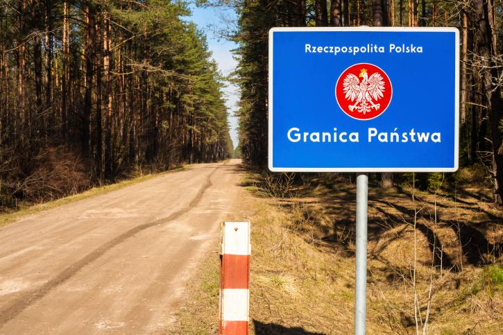 emigracja polska foto