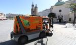 Kraków ma pierwszą w pełni elektryczną zamiatarkę ulic