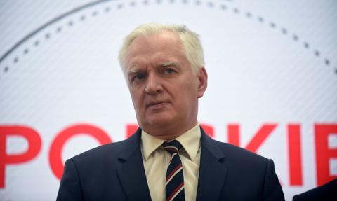 Gowin: Polscy przedsiębiorcy potrzebują też tarczy prawnej
