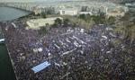 """Grecja:  Ponad 100 tys. osób demonstrowało w sprawie nazwy """"Macedonia"""""""
