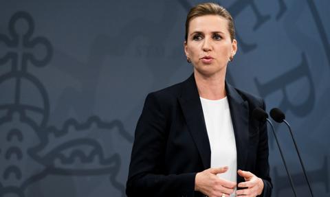 Premier Danii ogłosiła rozszerzenie restrykcji na cały kraj