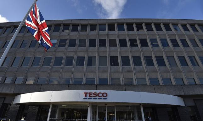 Tesco zamkęło e-sklep w Wielkiej Brytanii