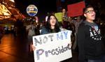 Protesty uliczne przeciwko wygranej Trumpa w wyborach prezydenckich