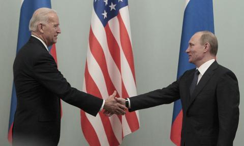 W Genewie pierwsze spotkanie prezydentów Joe Bidena i Władimira Putina