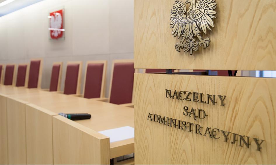 Wielka wymiana na szczytach Naczelnego Sądu Administracyjnego