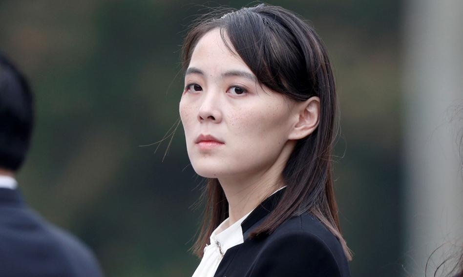 Siostra Kim Dzong Una ostrzega Seul przed manewrami z USA