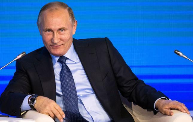 Putin wyraził nadzieję na poprawę stosunków z USA za rządów Trumpa