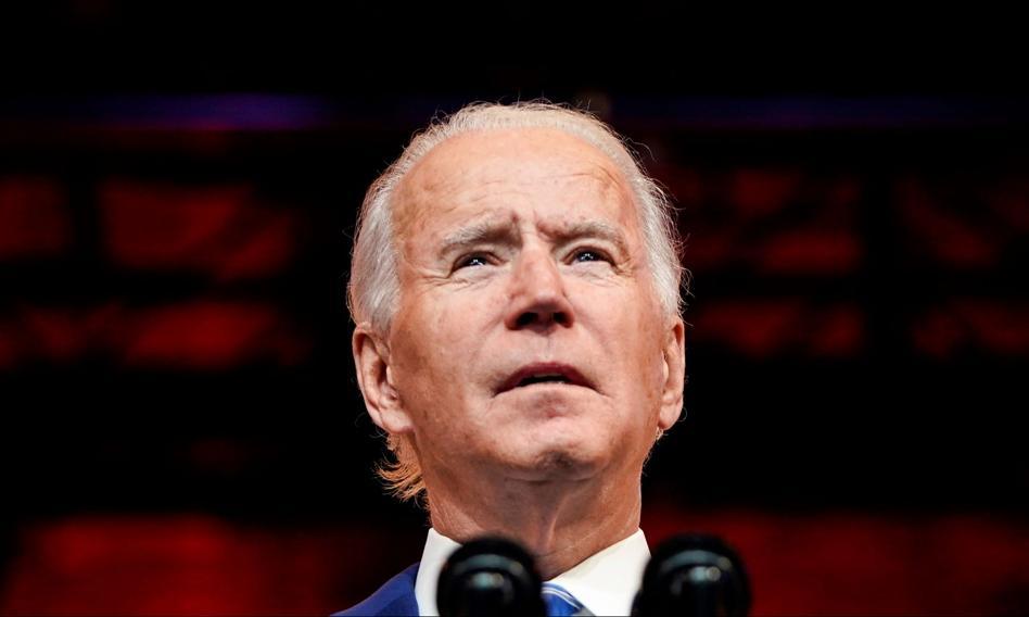 Biden chce ściślejszej kontroli nad bronią palną