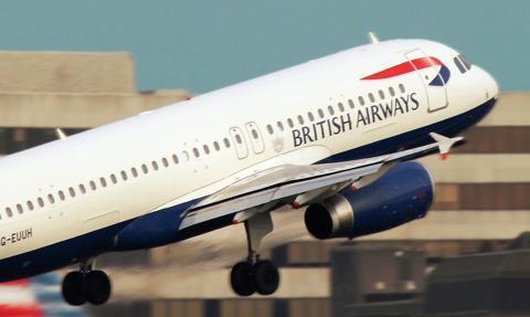 Linie British Airways zawiesiły rejsy na trasie Londyn-Heathrow - Warszawa