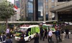 Indonezja: ponad 20 rannych po zawaleniu się antresoli w budynku giełdy