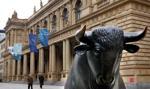W Europie na giełdach spadki, rynek czuły na dane z Chin