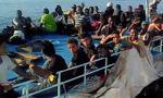 IOM: 350 tys. migrantów od stycznia dotarło do Europy drogą morską