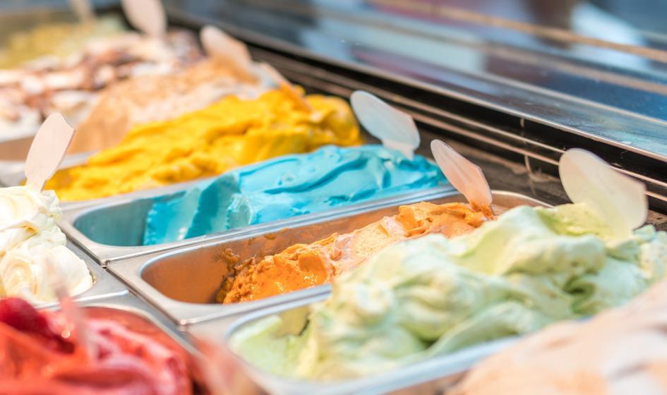 We Włoszech znaczny spadek konsumpcji lodów