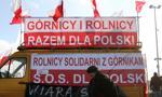 Rolniczy związkowcy wracają do Warszawy