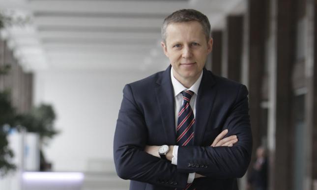 Sebastian Buczek, prezes Quercusa