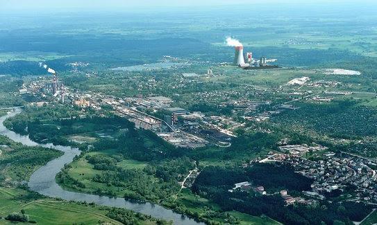 Energa zakończyła budowę instalacji odsiarczania w Elektrowni Ostrołęka