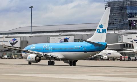 Linie lotnicze KLM-Air France z 1,5 mld euro straty w I kwartale 2021 r.