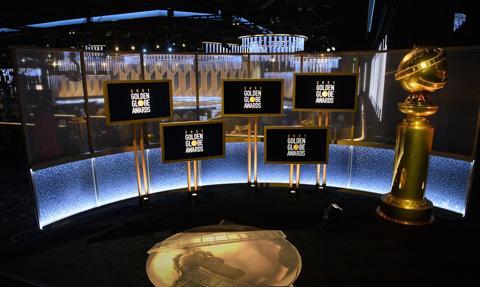 Nikłe zainteresowanie amerykańskich telewidzów galą Złotych Globów