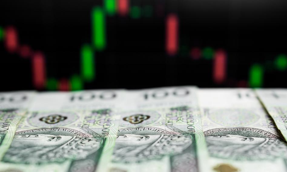 Dług polskich spółek notowanych na giełdzie wynosi 23,8 mln zł