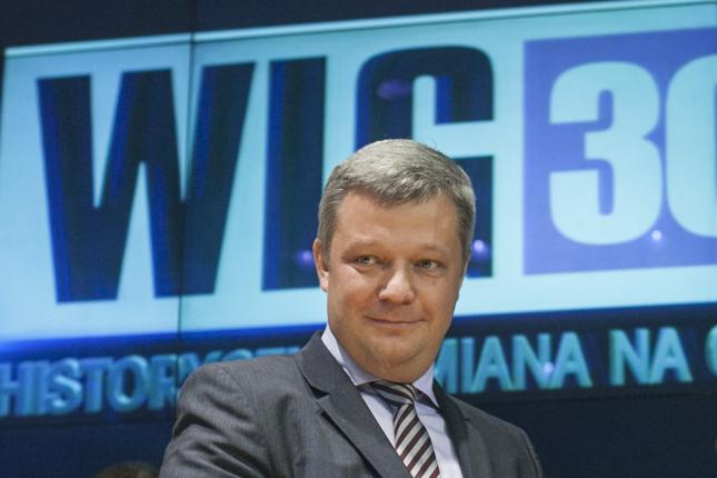 Jacek Owczarek, członek zarządu Eurocash.