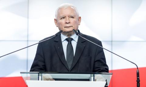 Kaczyński: Mamy święte prawo, żeby zreformować wymiar sprawiedliwości