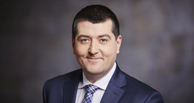 Wiceminister finansów Leszek Skiba