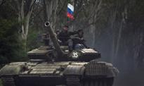Rosjanie już w Doniecku i Ługańsku
