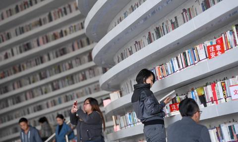 Polacy sprzedali ponad milion książek w Chinach