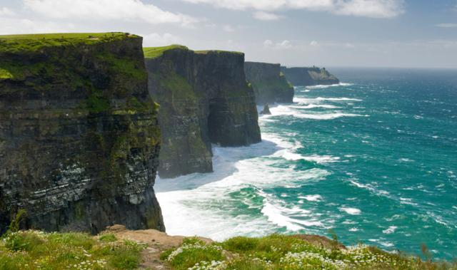 Tam mieszkam: Irlandia